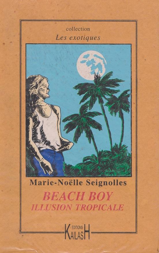 Beach Boy Illusion Tropicale